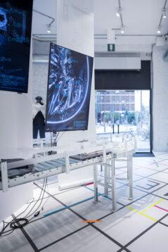 Nike Tech Pack AW18 Atelier at NikeLab ST18 Milan