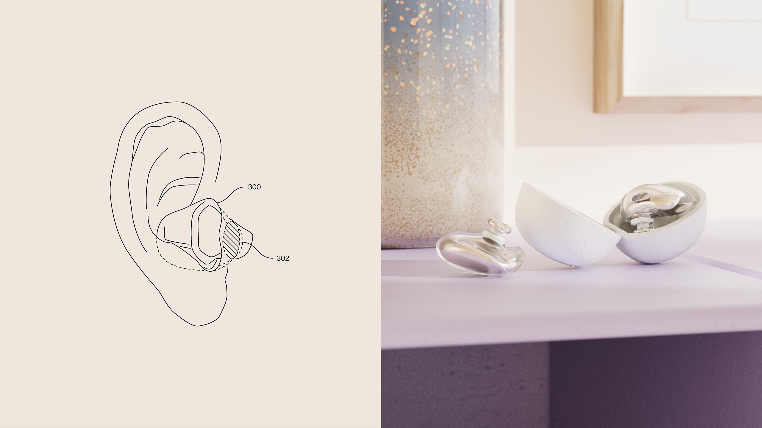 Patented Futures — Earbuds