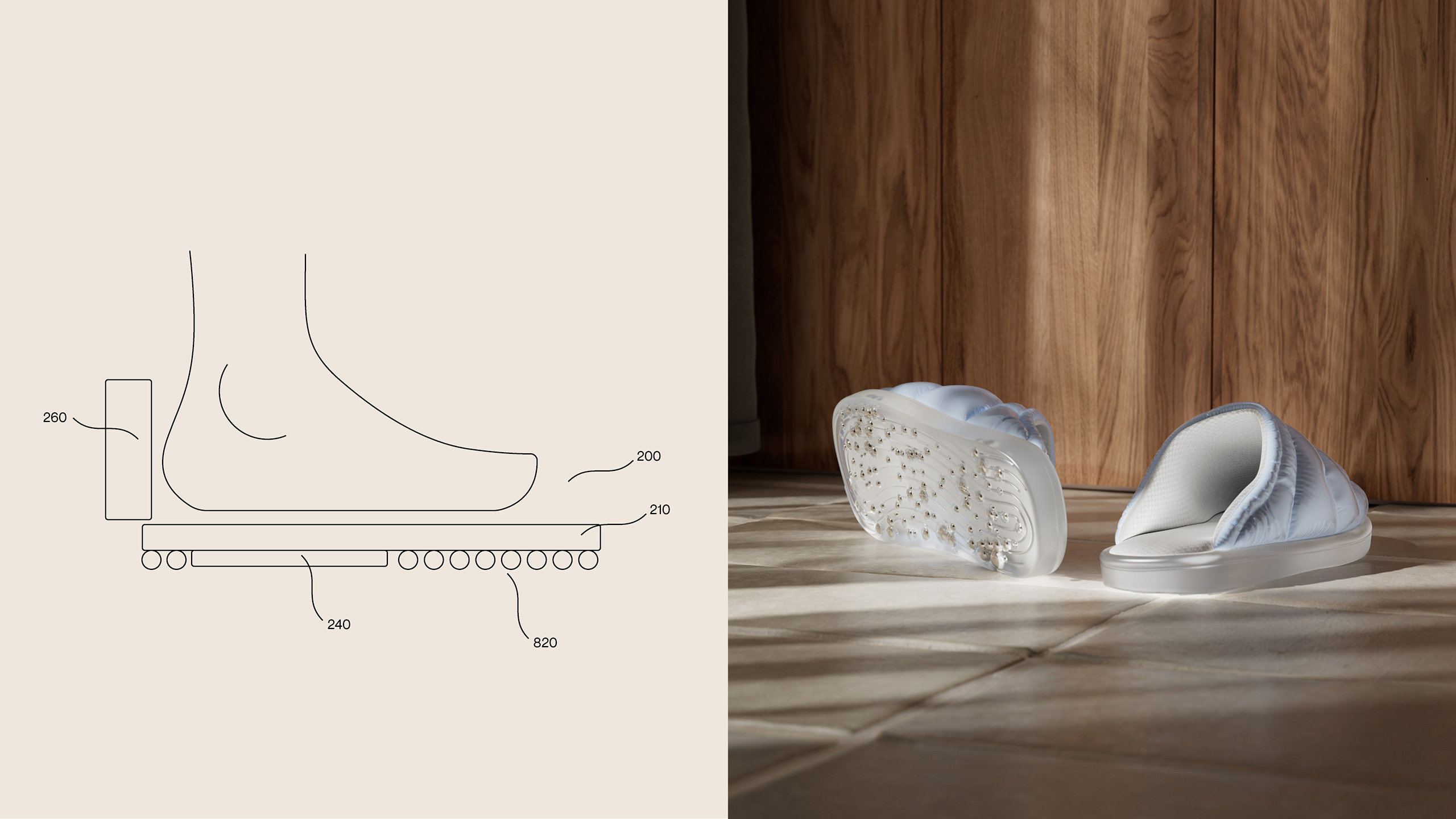 Patented Futures — Slippers